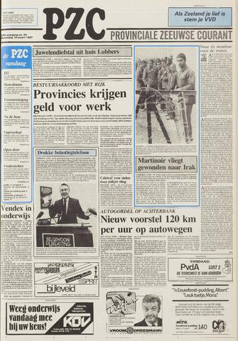 Provinciale Zeeuwse Courant 1987-03-18