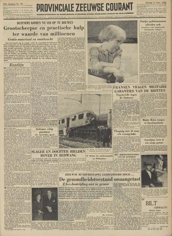 Provinciale Zeeuwse Courant 1953-02-17