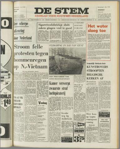 de Stem 1972-12-21
