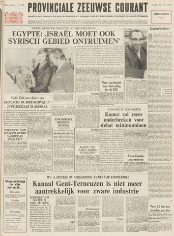 Provinciale Zeeuwse Courant 1970-06-26