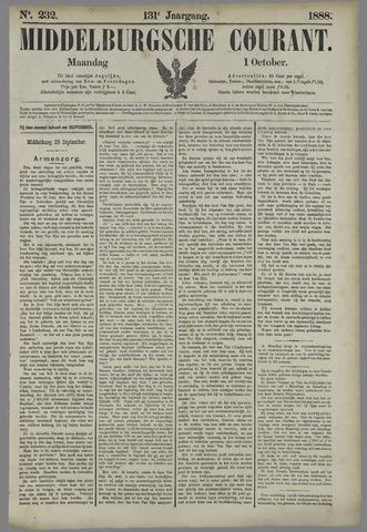 Middelburgsche Courant 1888-10-01