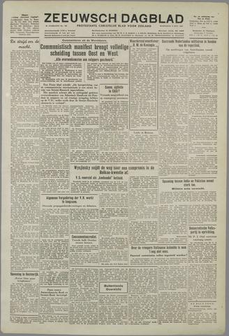 Zeeuwsch Dagblad 1947-10-08