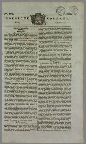 Goessche Courant 1836-12-19