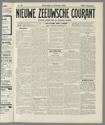 Nieuwe Zeeuwsche Courant 1909-02-11