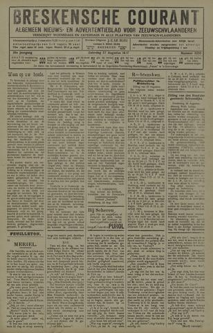 Breskensche Courant 1927-08-27