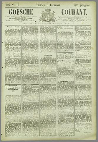 Goessche Courant 1906-02-06