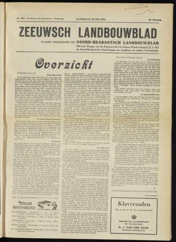 Zeeuwsch landbouwblad ... ZLM land- en tuinbouwblad 1955-05-28