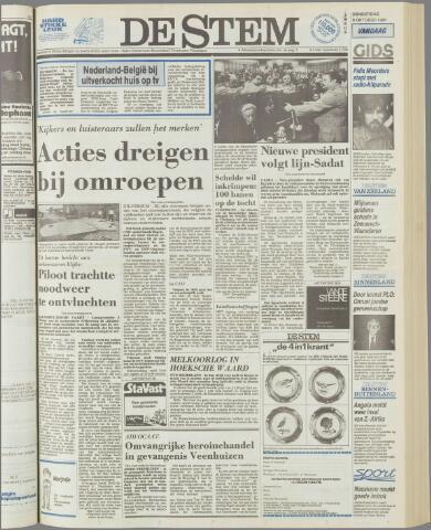 de Stem 1981-10-08