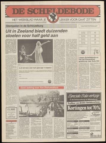 Scheldebode 1985-01-24