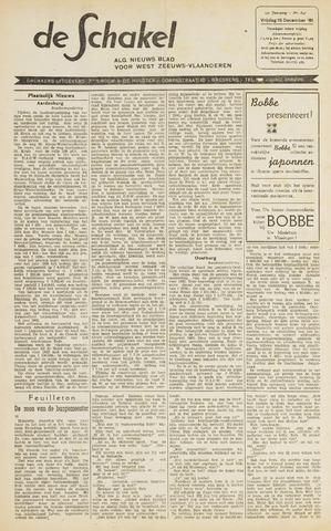 De Schakel 1961-12-15