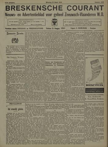 Breskensche Courant 1938-03-29