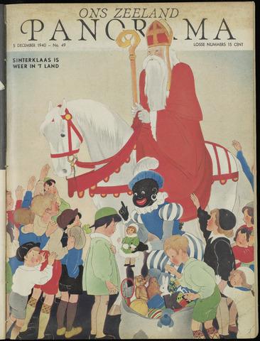 Ons Zeeland / Zeeuwsche editie 1940-12-05