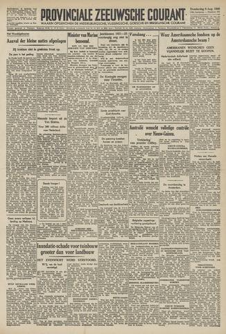 Provinciale Zeeuwse Courant 1946-08-08