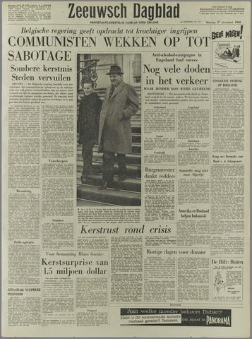 Zeeuwsch Dagblad 1960-12-27