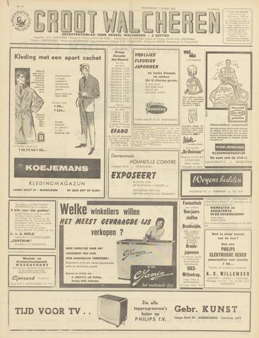 Groot Walcheren 1963-03-07