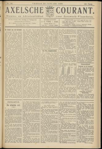 Axelsche Courant 1930-01-24