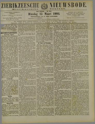 Zierikzeesche Nieuwsbode 1904-03-15