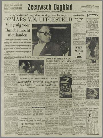 Zeeuwsch Dagblad 1960-08-06