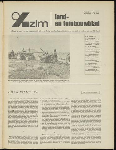Zeeuwsch landbouwblad ... ZLM land- en tuinbouwblad 1971-07-16