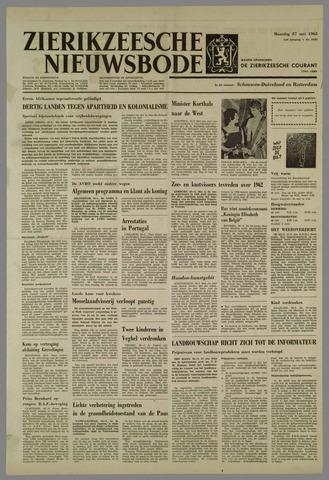 Zierikzeesche Nieuwsbode 1963-05-27