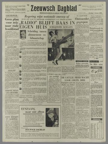 Zeeuwsch Dagblad 1959-02-07
