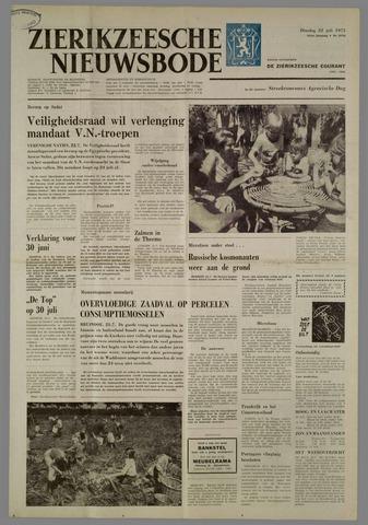 Zierikzeesche Nieuwsbode 1975-07-22
