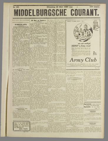 Middelburgsche Courant 1927-05-10