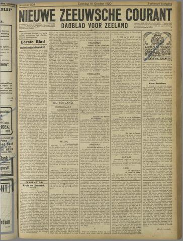 Nieuwe Zeeuwsche Courant 1920-10-16