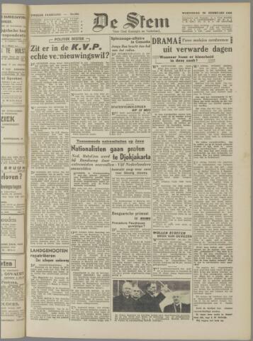 de Stem 1946-02-20