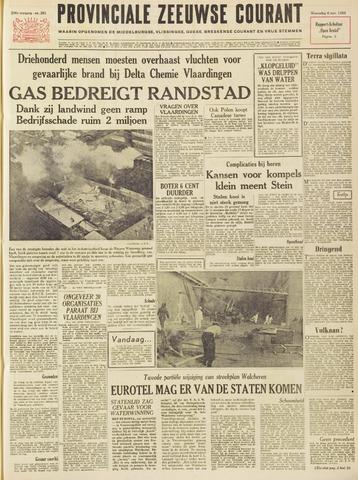 Provinciale Zeeuwse Courant 1963-11-06