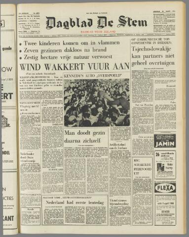 de Stem 1968-03-25