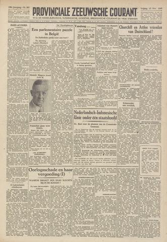 Provinciale Zeeuwse Courant 1946-11-15