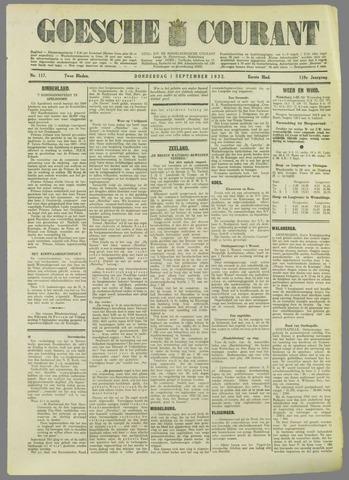 Goessche Courant 1932-09-01