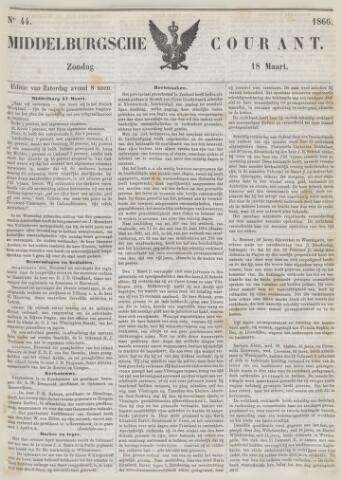 Middelburgsche Courant 1866-03-18