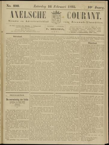 Axelsche Courant 1895-02-16