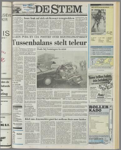 de Stem 1991-02-20