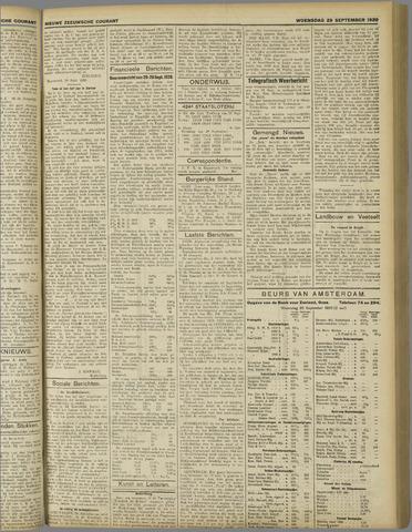 Nieuwe Zeeuwsche Courant 1920-09-30