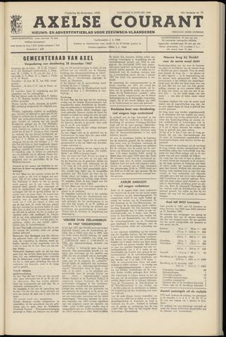Axelsche Courant 1968-01-06