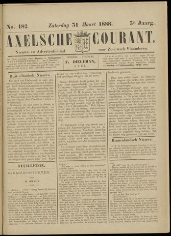Axelsche Courant 1888-03-31