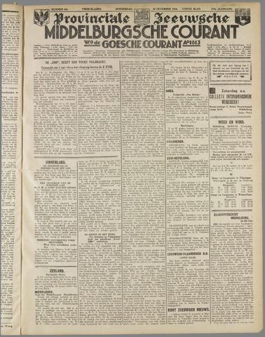 Middelburgsche Courant 1934-12-20