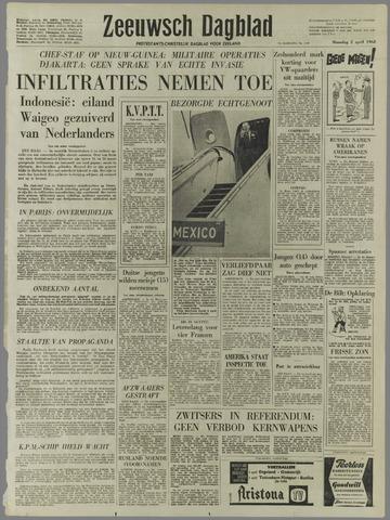 Zeeuwsch Dagblad 1962-04-02
