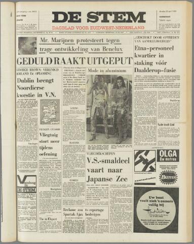 de Stem 1969-04-22