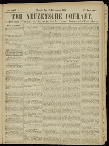Ter Neuzensche Courant. Algemeen Nieuws- en Advertentieblad voor Zeeuwsch-Vlaanderen / Neuzensche Courant ... (idem) / (Algemeen) nieuws en advertentieblad voor Zeeuwsch-Vlaanderen 1919-12-11