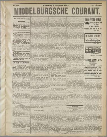 Middelburgsche Courant 1921-10-03