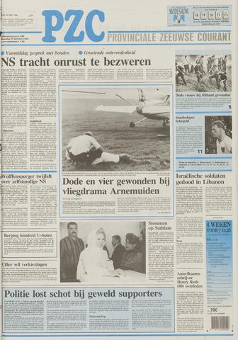 Provinciale Zeeuwse Courant 1995-10-16