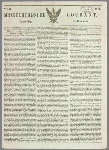 Middelburgsche Courant 1862-12-25