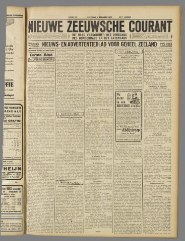 Nieuwe Zeeuwsche Courant 1932-11-05