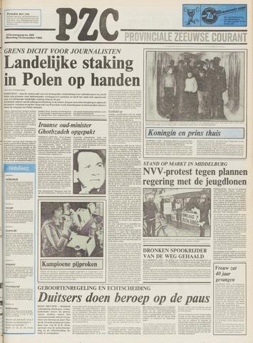 Provinciale Zeeuwse Courant 1980-11-10
