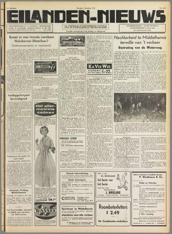 Eilanden-nieuws. Christelijk streekblad op gereformeerde grondslag 1959-12-01