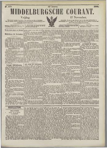 Middelburgsche Courant 1899-11-17